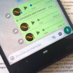 واتساپ روی قابلیت تبدیل پیامهای صوتی به متن کار میکند
