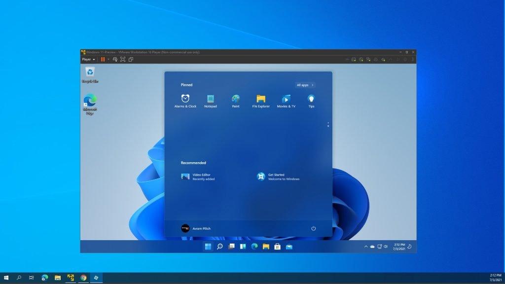 نصب ویندوز ۱۱ روی ماشین مجازی هم نیازمند TPM 2.0 خواهد بود
