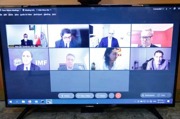 رئیس کل بانک مرکزی ایران از مدیر صندوق IMF در حوزه پول دیجیتال درخواست کمک فنی کرد