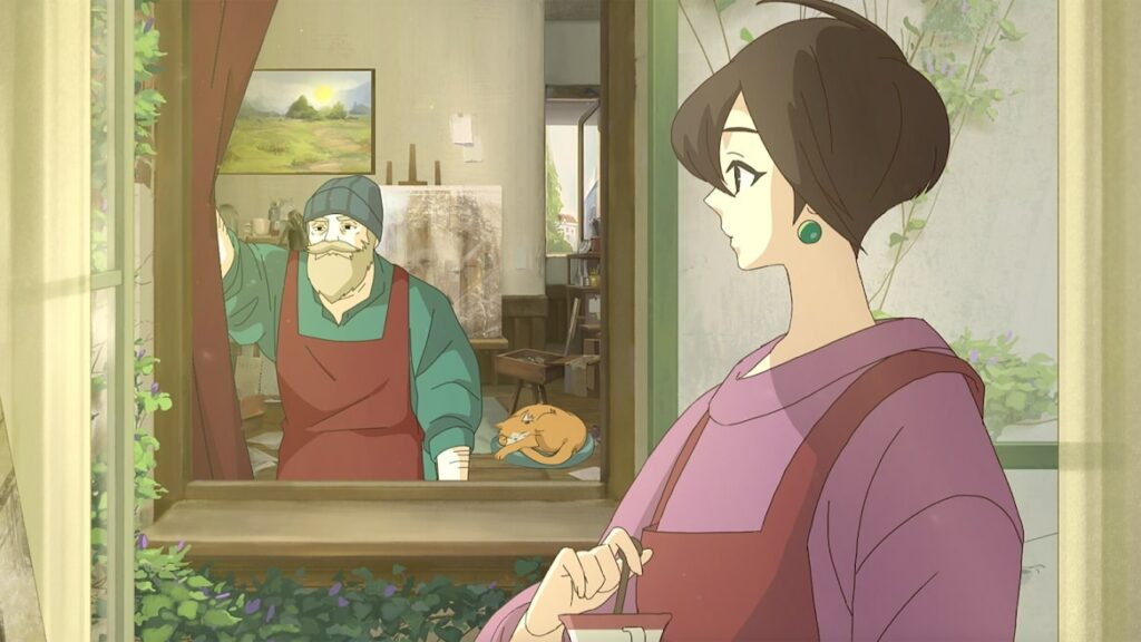 معرفی بازی Behind the Frame؛ عشق، هنر و غم به سبک استودیو Ghibli