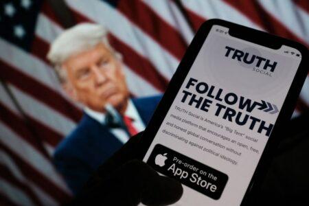 شبکه اجتماعی دونالد ترامپ از ماه آینده کار خود را آغاز میکند