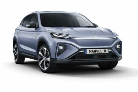 Marvel R Electric کراس اوور برقی MG برای رقابت در بازار اروپا