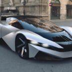 پرشتابترین خودرو جهان روی کاغذ؛ ابرخودروی چینی فارنوا اوتلو معرفی شد