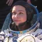 روسیه با پایان نخستین فیلمبرداری یک فیلم در فضا، تیم تولید را به زمین بازگرداند
