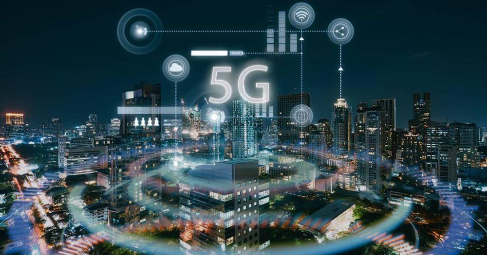 شهر هوشمند و اینترنت 5G
