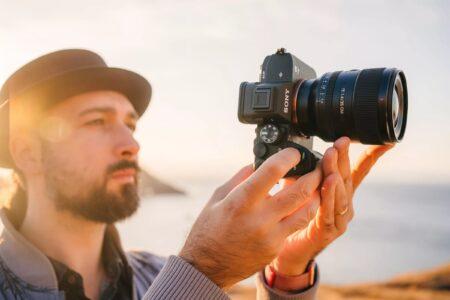 سونی نسل چهارم دوربین فول فریم a7 IV را با حسگر جدیدی عرضه میکند