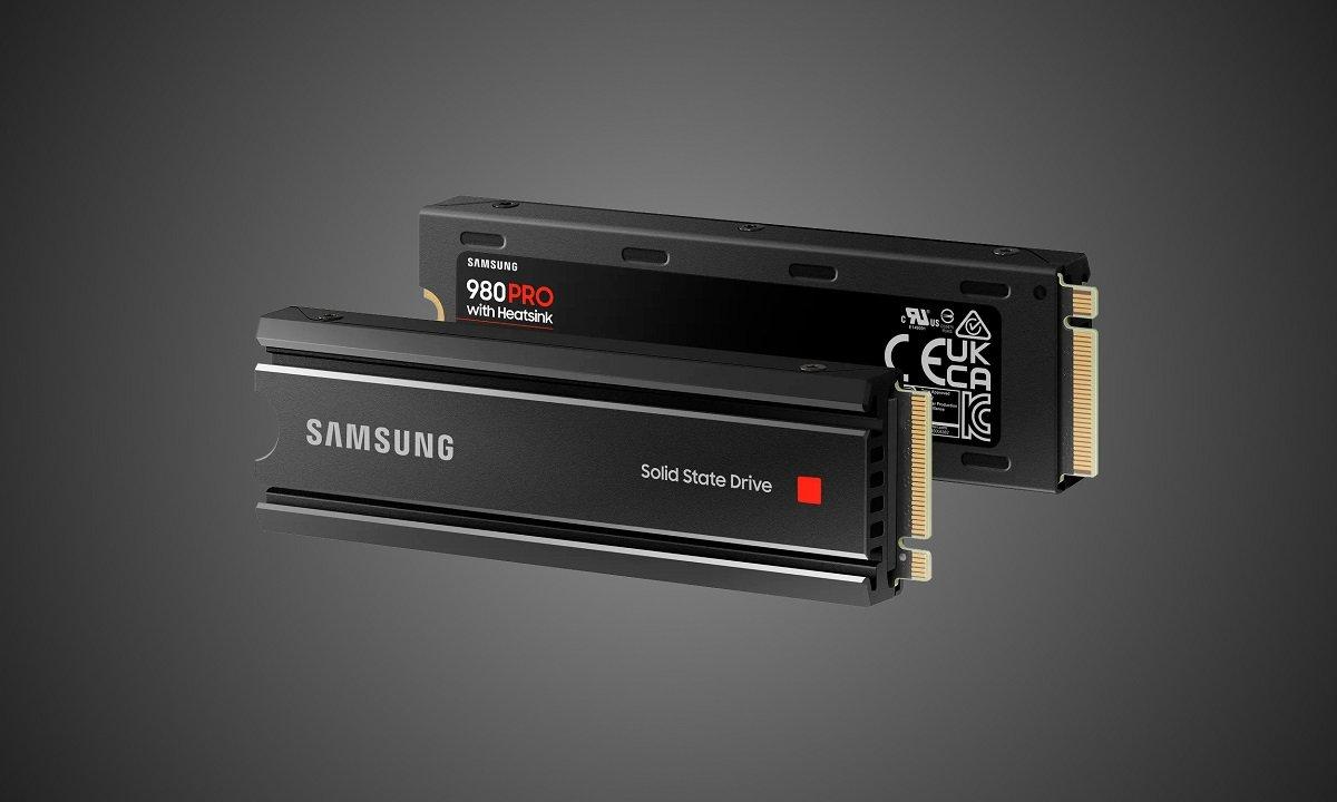 مدل جدید حافظه SSD سامسونگ ۹۸۰ پرو برای پلی استیشن ۵ معرفی شد