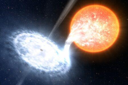 اخترشناسان احتمالا اولین سیاره فراخورشیدی خارج از کهکشان راه شیری را کشف کردند
