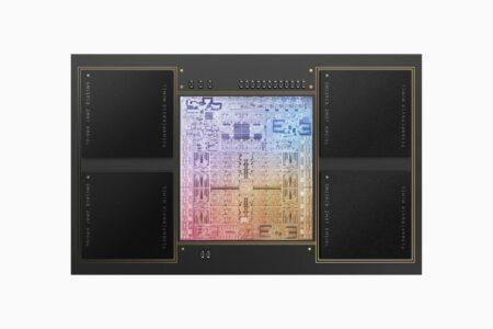 اپل M1 مکس گرافیک ۶۰۰۰ دلاری AMD را در بنچمارک Affinity شکست داد