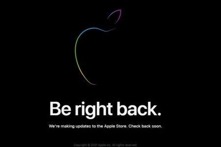 اپل استور در آستانه برگزاری رویداد Unleashed از دسترس خارج شد