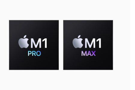 اپل از M1 پرو و M1 مکس رونمایی کرد: پیشرفت چشمگیر قدرت پردازشی و گرافیکی