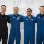 تاریخ ماموریت Crew-3 اسپیس ایکس و ناسا مشخص شد