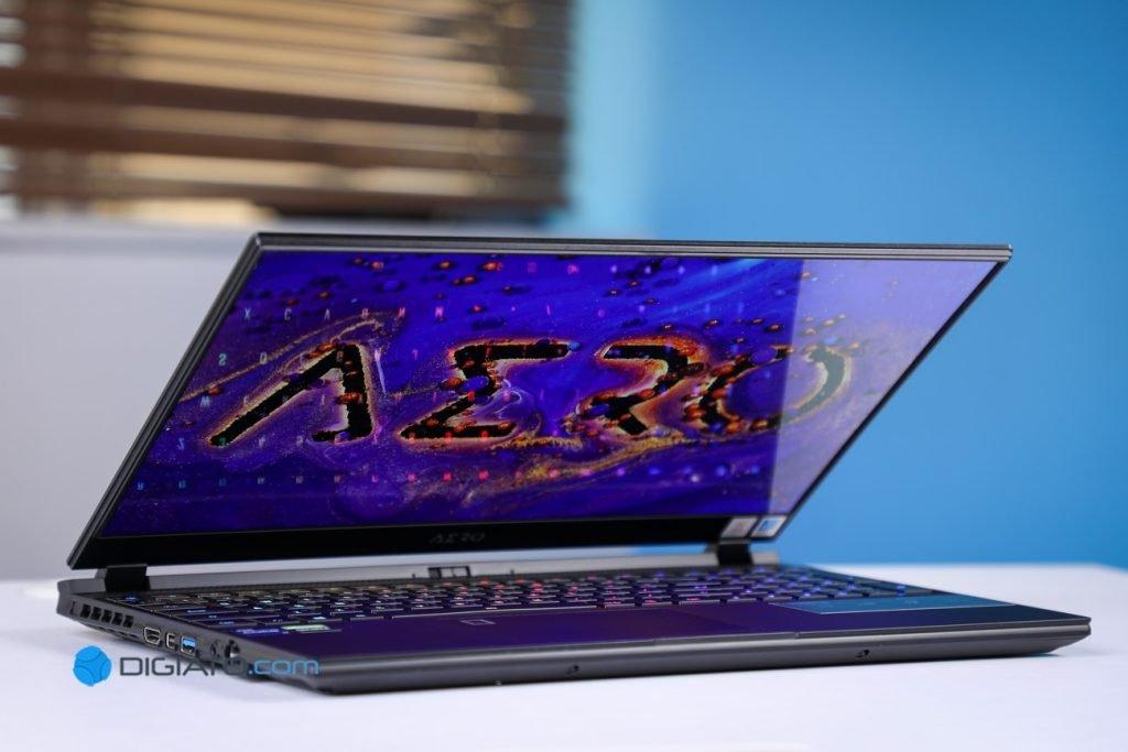 بررسی لپتاپ گیگابایت AERO 15 OLED؛ نهایت قدرت برای حرفهایها