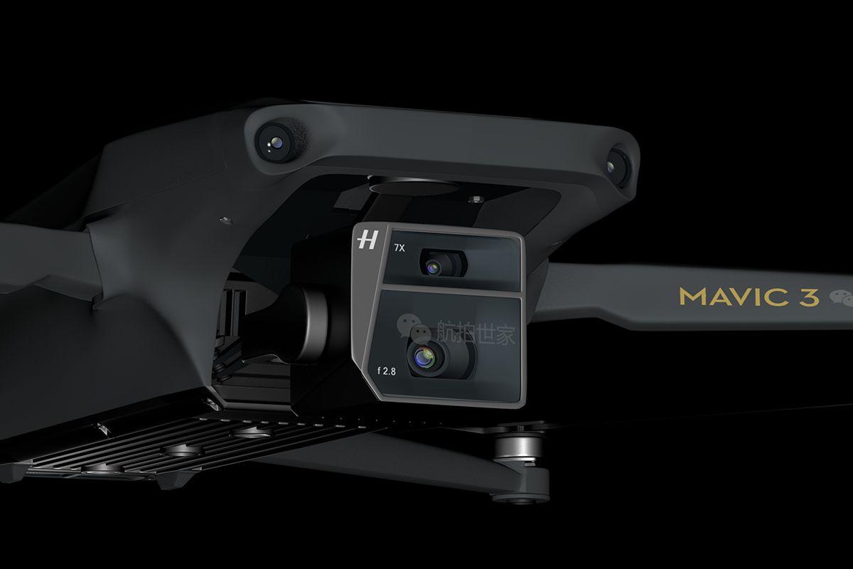 مویک ۳ نسل جدید پهپاد DJI با باتری بزرگتر و مدت زمان بیشتر پرواز از راه میر سد