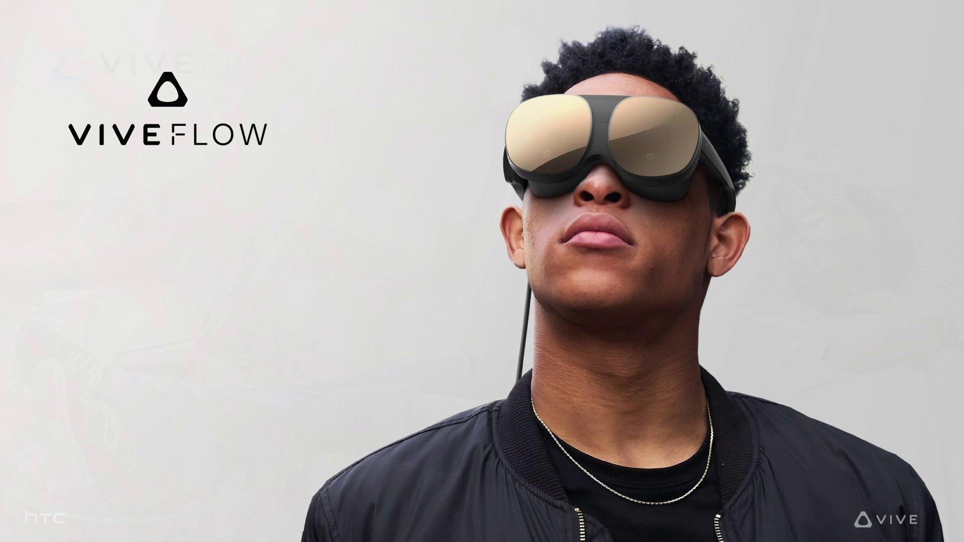 انتشار تصاویر هدست واقعیت مجازی اچتیسی Vive Flow پیش از رونمایی رسمی