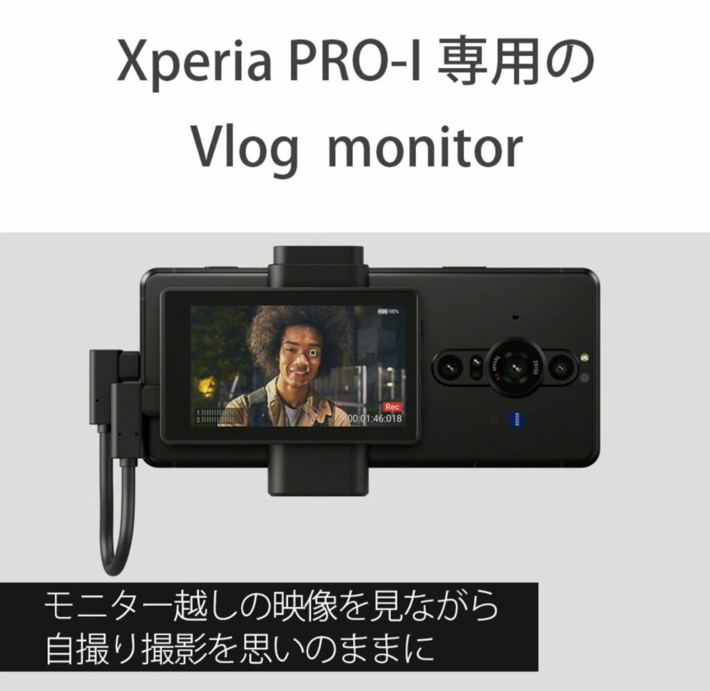 رندرهای اکسپریا پرو-۱ از دریچه دیافراگم متغیر دوربین اصلی خبر میدهد