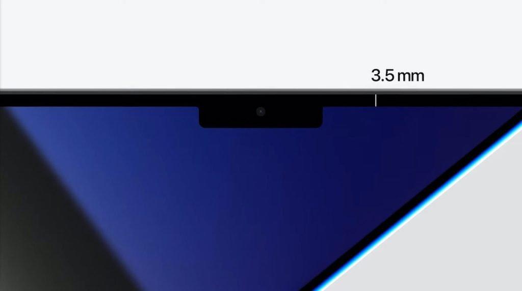 اپل: ناچ روشی هوشمندانه برای افزایش فضای نمایش محتوا در مکبوک پرو است