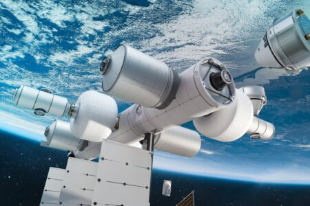 بلو اوریجین میخواهد ایستگاه فضایی بسازد