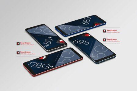 کوالکام از چهار تراشه جدید برای گوشیهای میانرده و پایینرده رونمایی کرد