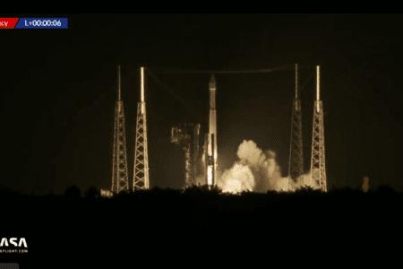 ماموریت لوسی ناسا با موفقیت پرتاب شد؛ انتظار چهار ساله برای اولین دیدار با سیارکها