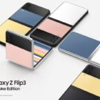 نسخه Bespoke Edition گلکسی زد فلیپ ۳ معرفی شد؛ شخصیسازی به سبک سامسونگ