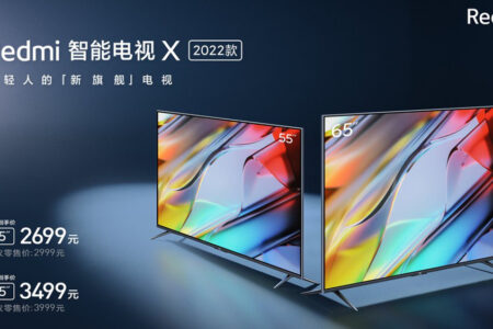 ردمی دو تلویزیون از سری Smart TV X 2022 را با نمایشگر ۱۲۰ هرتزی معرفی کرد
