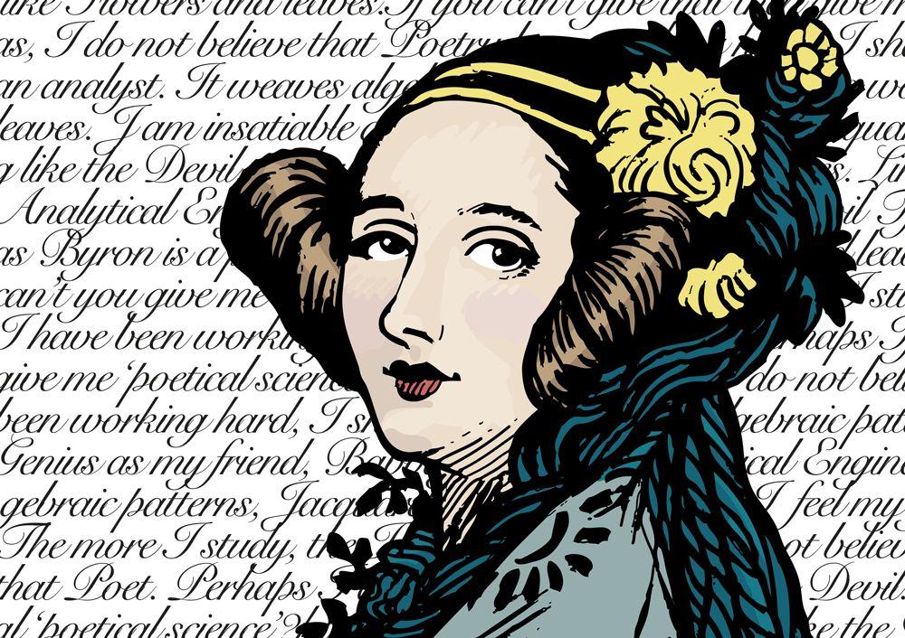 ایدا لاولیس (Ada Lovelace)،