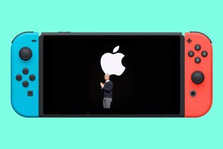 اپل روی یک کنسول بازی جدید برای رقابت با نینتندو سوییچ کار میکند