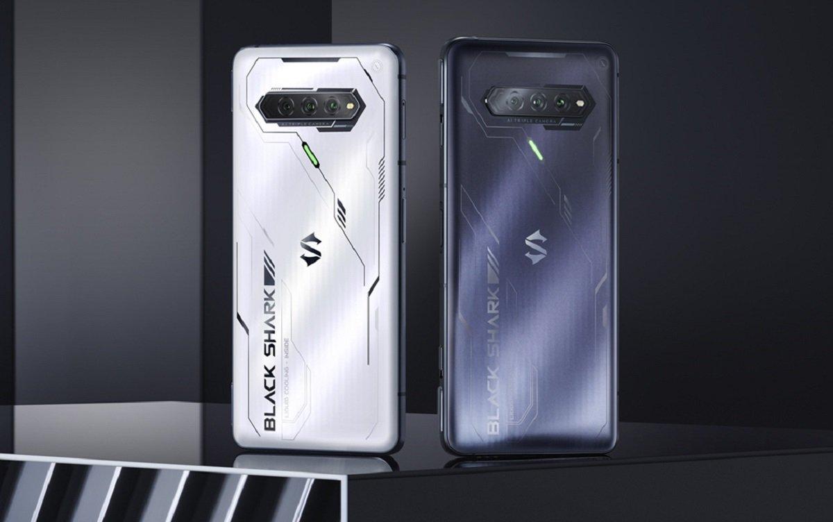 شیائومی از گوشیهای بلک شارک 4S و 4S پرو با نمایشگر ۱۴۴ هرتزی رونمایی کرد