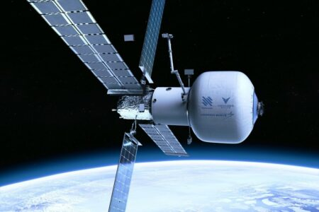 شرکت لاکهید مارتین میخواهد تا سال ۲۰۲۷ ایستگاه فضایی بسازد