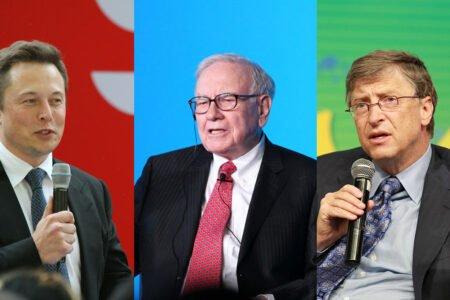 ثروت ایلان ماسک از ۲۳۰ میلیارد دلار عبور کرد: بالاتر از مجموع سرمایه گیتس و بافت