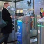 مسکو سیستم پرداخت با تشخیص چهره را در ۲۴۰ ایستگاه مترو راهاندازی کرد