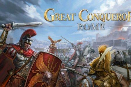 ویجیاتو: بازی موبایلی Great Conqueror: Rome؛ یک استراتژی حماسی و جذاب
