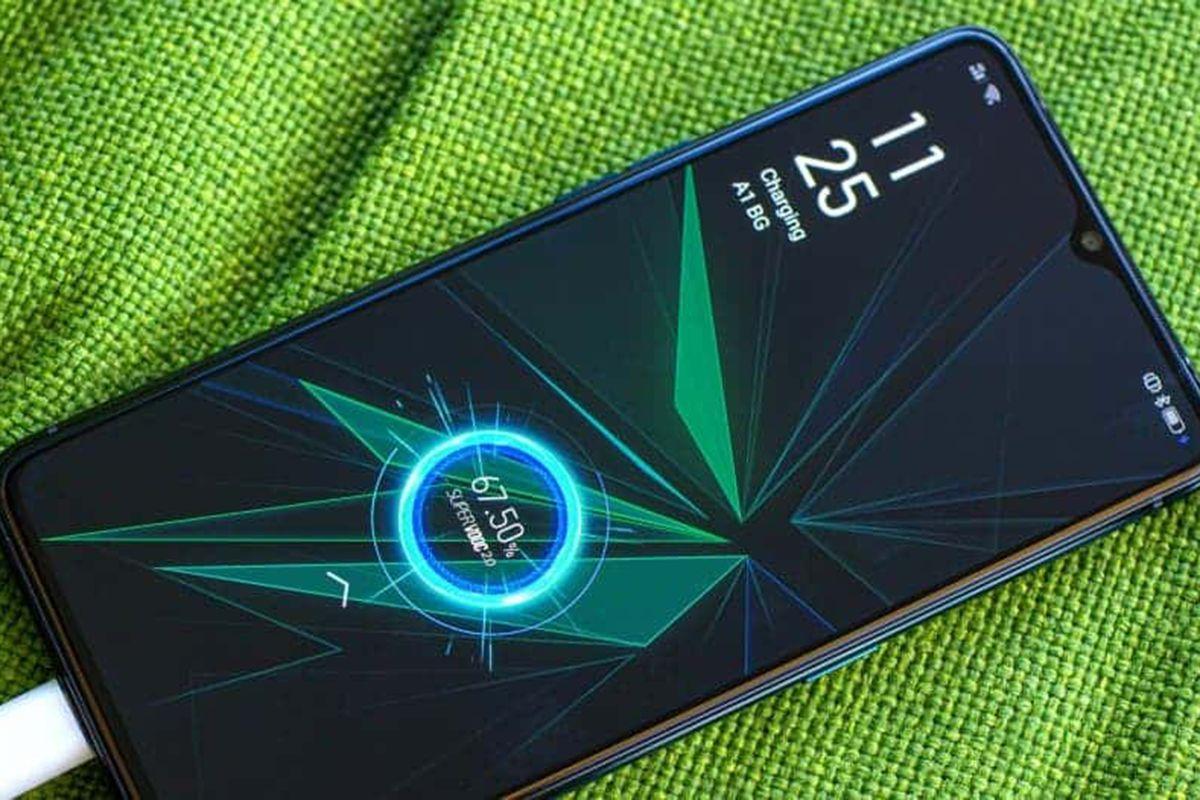 ریلمی سال آینده موبایلی با فناوری شارژ فوق سریع ۱۲۵ واتی معرفی میکند