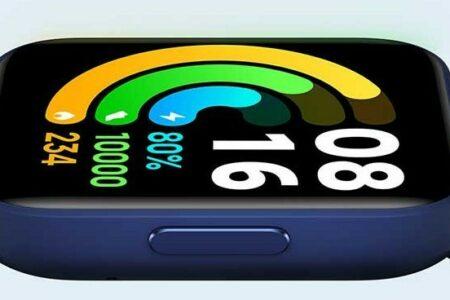 شیائومی از ساعت هوشمند ردمی واچ ۲ رونمایی کرد