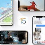 اپل دانگرید از iOS 15.0.1 به iOS 15 را ناممکن کرد