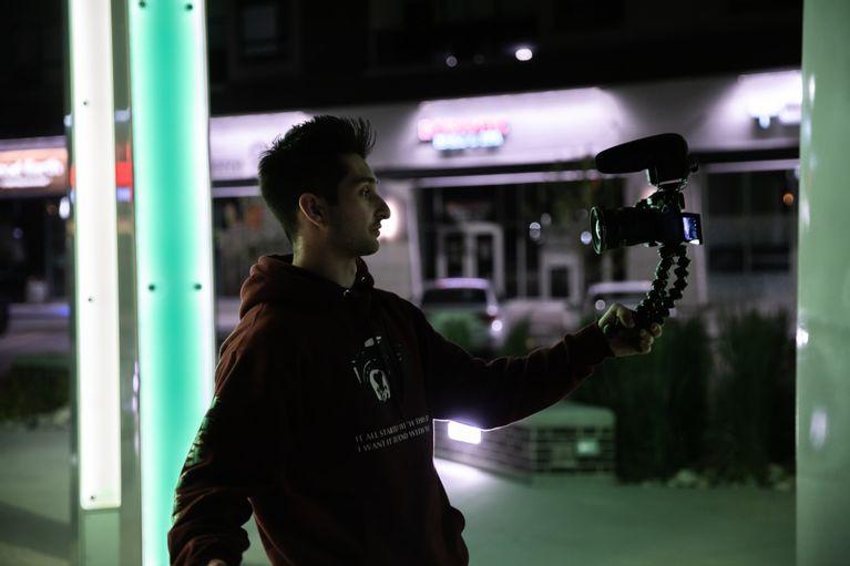 دوربین ولاگ
