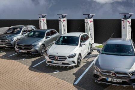شکست خودروهای دیزلی از مدلهای برقی و هیبریدی در بازار اروپا