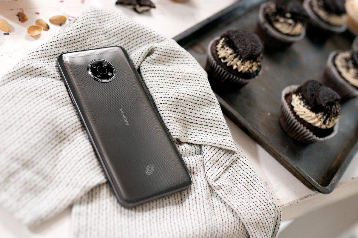 نوکیا G300 معرفی شد: ارزانترین گوشی 5G شرکت HMD Global