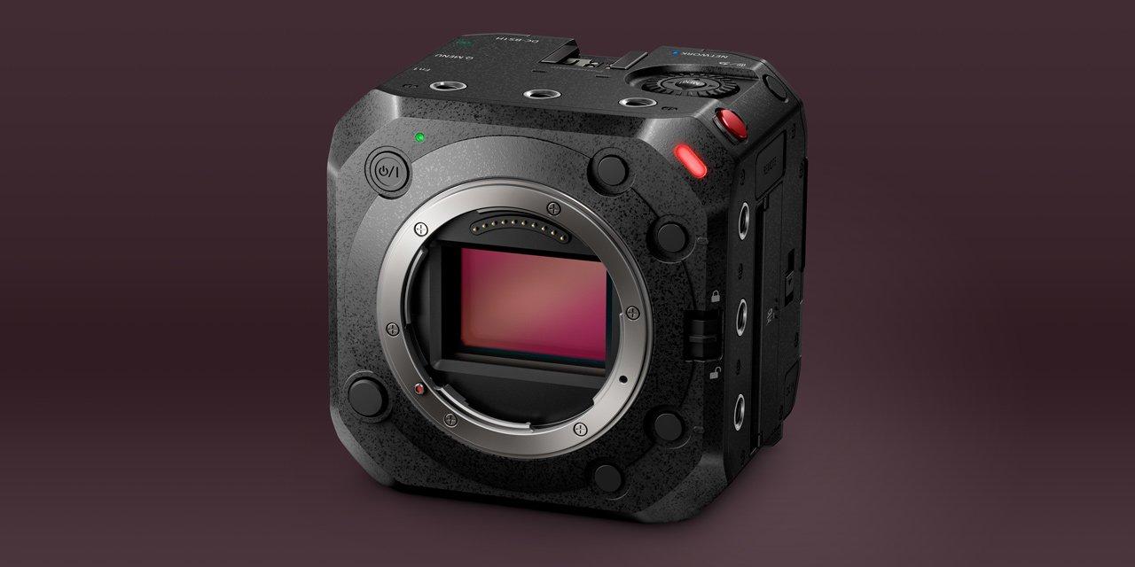 دوربین فول فریم پاناسونیک BS1H با قیمت ۳۵۰۰ دلار معرفی شد