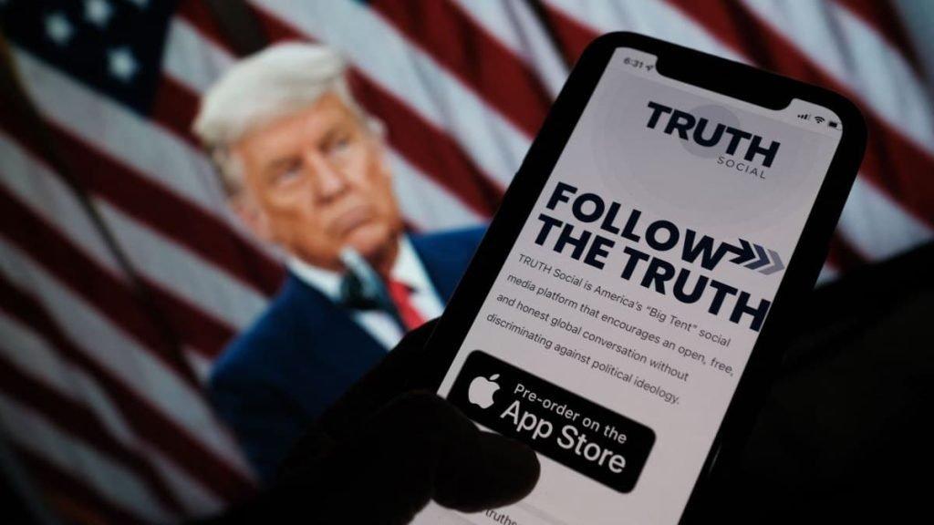 شبکه اجتماعی ترامپ