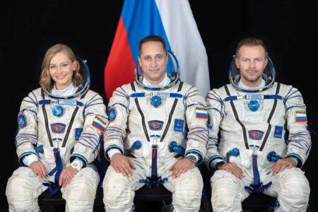 پای فعالان صنعت سینمای روسیه نیز به فضا باز شد
