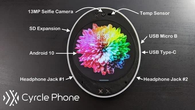 گوشی Cyrcle Phone