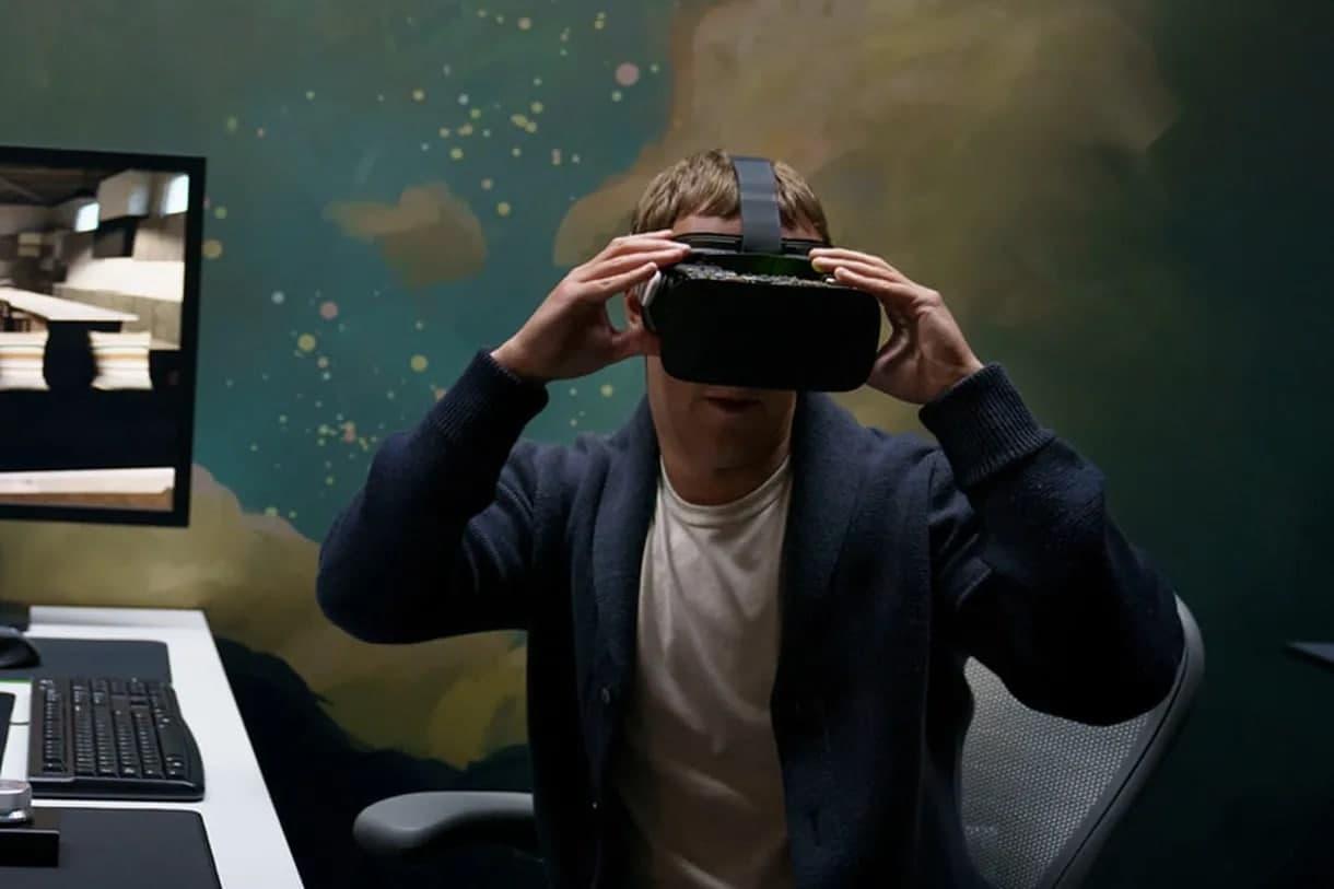 مدیران فیسبوک نمونه اولیه هدست واقعیت مجازی شرکت را به نمایش گذاشتند