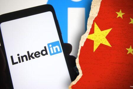 لینکدین خدمات خود را در کشور چین متوقف میکند