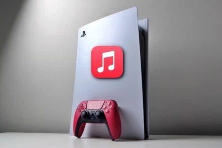 سرویس پخش موسیقی اپل موزیک احتمالا به پلی استیشن ۵ میآید