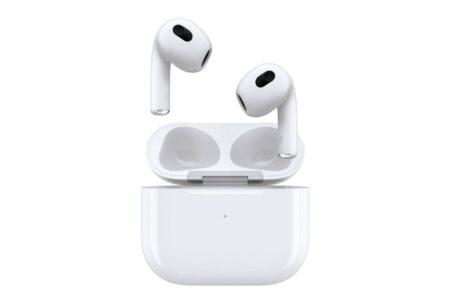 ایرپاد ۳ با ظاهر جدید و پشتیبانی از قابلیت Spatial Audio معرفی شد
