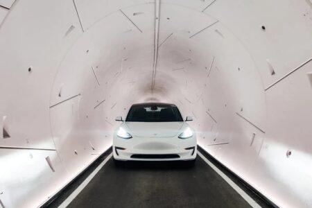شرکت بورینگ ایلان ماسک تاییدیه ساخت تونل زیرزمینی لاس وگاس را دریافت کرد