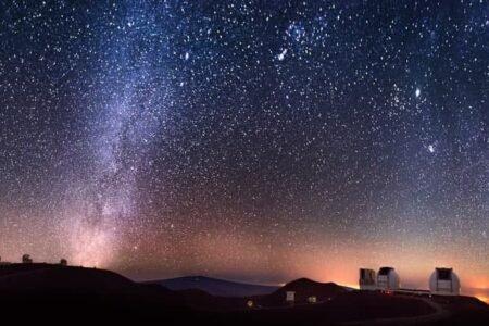 تلسکوپ هاوایی تصویری از یک سیاره تازه متولد شده ثبت کرد