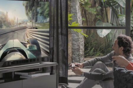 سامسونگ از سرویس گیمینگ ابری برای تلویزیونهای تایزن رونمایی کرد